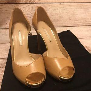 Nicholas Kirkwood nude heels 6 1/2
